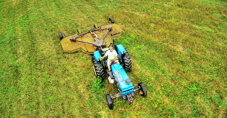 Field Mowing Equipment